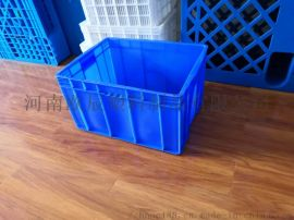河南厂家540*420*270塑料箱、塑料周转箱
