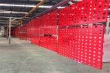 油漆冲孔铝单板 白色大孔铝单板生产厂家
