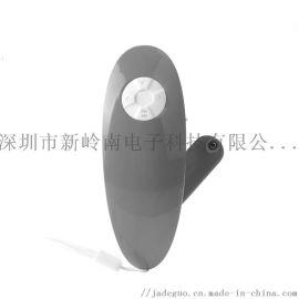 手摇电筒 多功能手摇发电收音机手电筒
