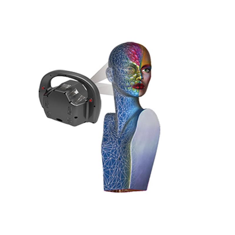 人體三維掃描,3D 掃描,手持式掃瞄器,進口掃瞄器