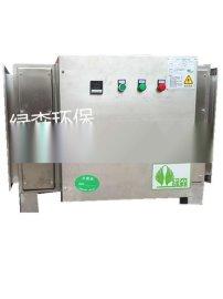 广西餐厨不锈钢油烟净化器