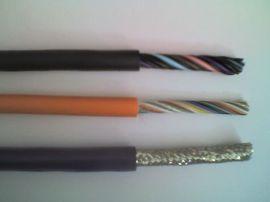 上海中柔TRVV拖链电缆高柔性耐弯曲耐油耐磨特种线缆