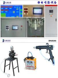 欧米伽disk静电喷漆设备、自动喷漆静电喷枪
