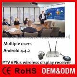 USB無線投屏器1收4發,多用戶多屏互動辦公會議系統