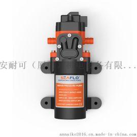 明星爆款 赛福乐21款 食品级水泵 直流游艇水泵 电动微型喷雾泵