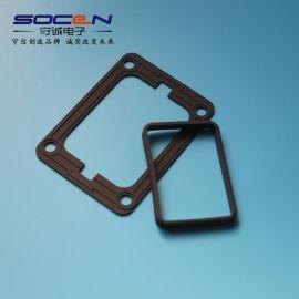 苏州硅胶制品厂家生产 新能源汽车配件硅胶密封件 阻燃硅胶垫圈