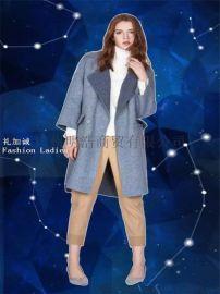IAM27一线品牌女装折扣批发推荐广州明浩服装尾货