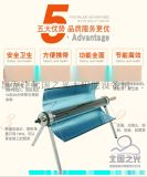 大学辍学搞发明设计制作春游用太阳能烤箱