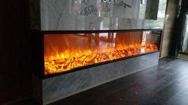 瑞烽壁炉欧式取暖遥控