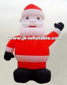 广州津美充气圣诞产品