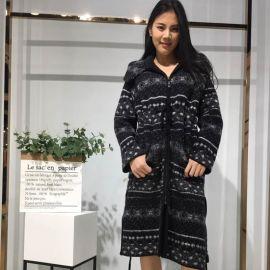 羊駝絨冬裝大衣 多款多色羊駝絨外套廠家直銷組貨包