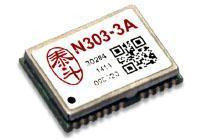 泰斗微N303-3 GPS模块1612(GPS+北斗+GLONASS)双模模块,导航定位模块原装  ,一级代理,假一罚十GPS模块