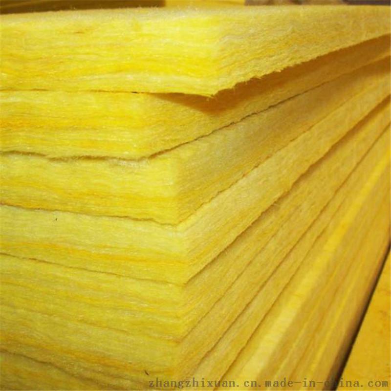 玻璃棉保溫材料具有較高的吸聲性能
