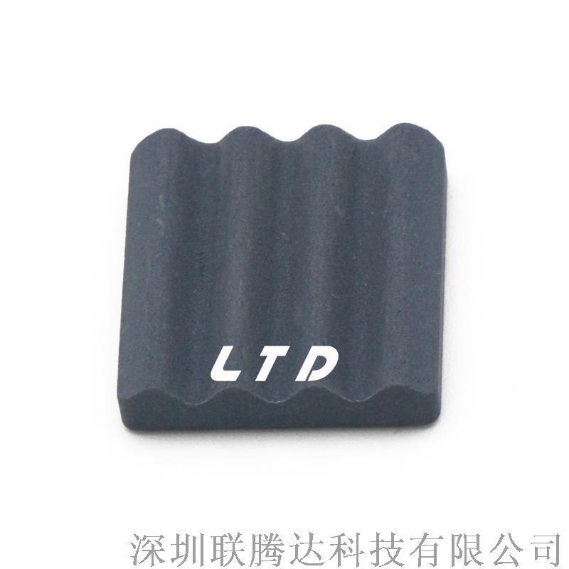 LCD陶瓷散熱器 無干擾機頂盒陶瓷散熱片