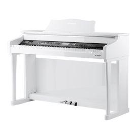 SPYKER英国世爵 智能数码钢琴电钢琴88键重锤LED屏黑色烤漆8816