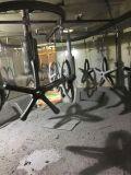 办公椅脚静电喷漆生产设备、喷涂机、涂装机