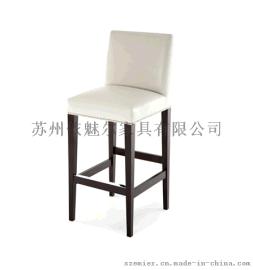 吧椅定制新中式定制吧椅 依魅尔吧椅0003