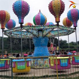 定制游乐场逍遥水母桑巴气球 儿童大型游乐设备出厂价