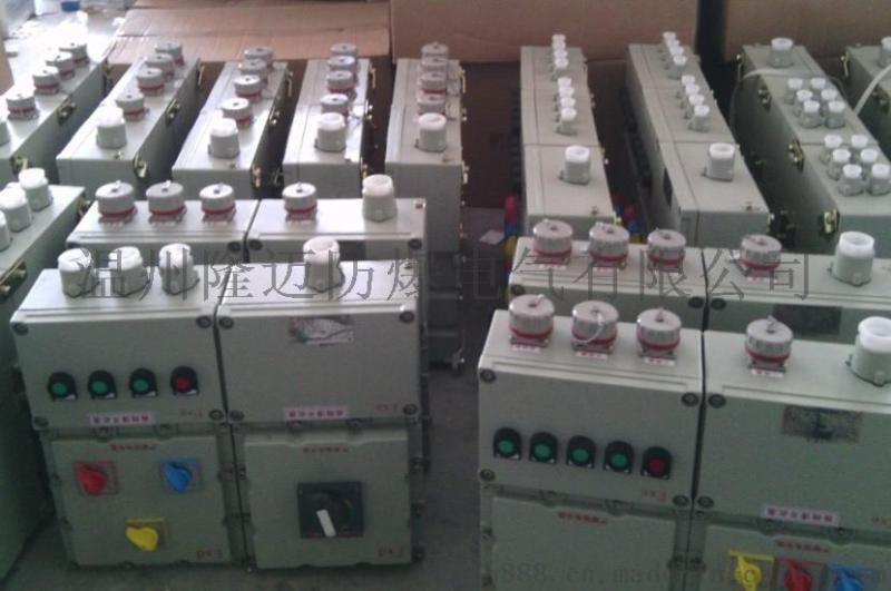 碳鋼防爆動力照明配電箱