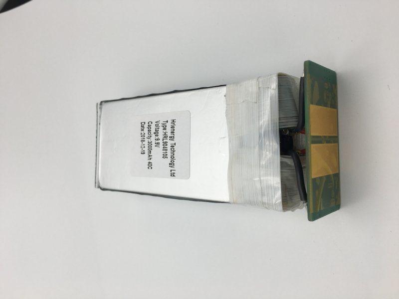 磷酸铁锂9048105-3000mah40C锂电池