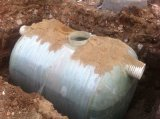 2立方玻璃鋼化糞池嚴密性好 組合式 整體式化糞池
