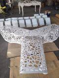 不锈钢户外椅定做   不锈钢组合休闲凳厂家定做