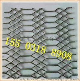 3mm热板六角孔拉伸钢板网