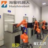 国产六轴机器人 喷涂 上下料搬运机械手