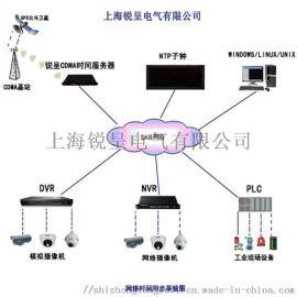 锐呈CDMA时间同步服务器在湖南株洲市卫生局成功投运