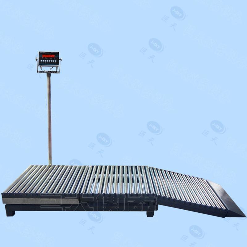 宏力本安型防爆滚筒秤 300kg防爆滚筒称 可订制的防爆滚筒秤报价