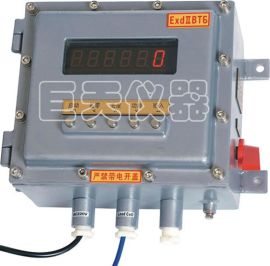 宏力XK3101-EXd防爆称重仪表 隔爆型防爆电子秤 500kg防爆电子称