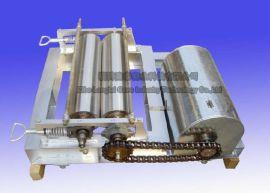 玻璃窑炉用挤片机、对辊破碎机、玻璃对辊机