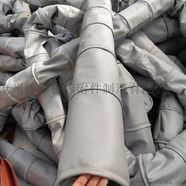 玻纤铝箔布保温伸缩通风软管