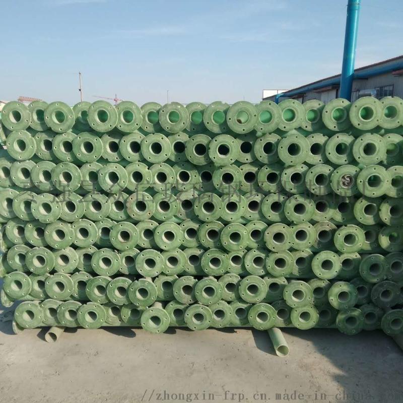 厂家直销玻璃钢农田灌溉井管玻璃钢扬程管