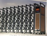 不鏽鋼伸縮門 湖南伸縮門廠家選湖南賽富,超低廠價直銷