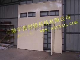 供应优质钢木大门,厂家直销