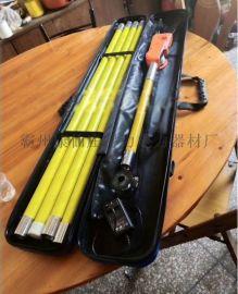 全自动光缆扎线机挂缆器挂光缆挂钩专用工具光缆附挂机