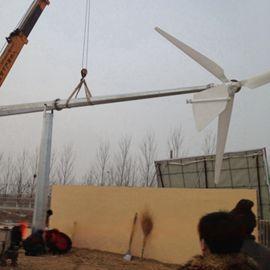 宁津晟成直销300W风力发电机家用全套220V