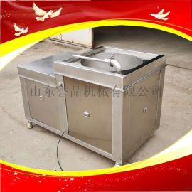 东北红肠肉浆灌肠机全自动灌香肠设备诸城