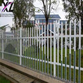 塑钢围墙护栏,PVC围墙栅栏,围墙护栏栅栏
