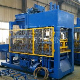 厂家直销12-15砌块成型机 全自动空心制砖机