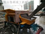 高效細石混凝土泵不工作要怎麼樣解決