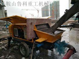 高效细石混凝土泵不工作要怎么样解决