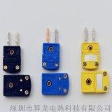 温测试插头黄色公母SMPW-K-M/F