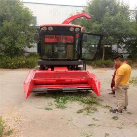自走式青贮机,玉米收获机茎穗兼收玉米收获机