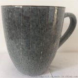 新品炻瓷开水杯陶瓷杯子咖啡杯