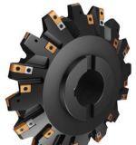 齒輪槽銑刀盤,高速加工各種模數齒輪槽的機夾盤銑刀
