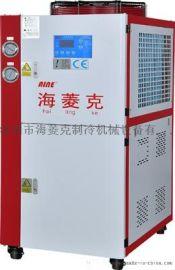 现货供应10匹风冷式冷水机,挤出机专用冷水机
