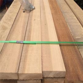 印尼菠萝格地板原材料厂家正宗印尼菠萝格木材市场