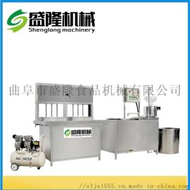 云南豆浆豆腐机械 好质量豆腐机器 盛隆家用豆腐机